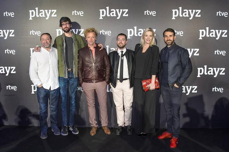 Protagonistas del thriller 'Dorien'