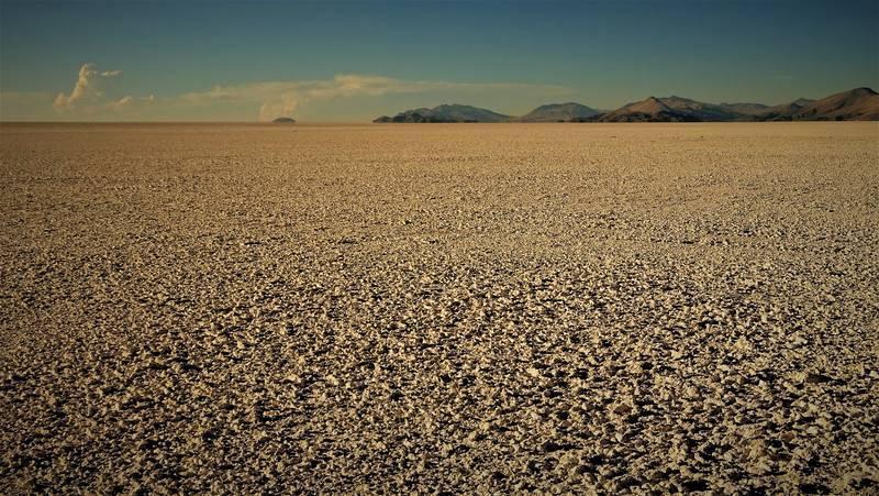 Horizonte de sal