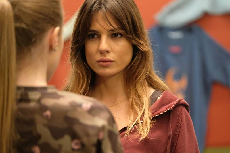 ¿Qué hará Olga hablando con Nadia?