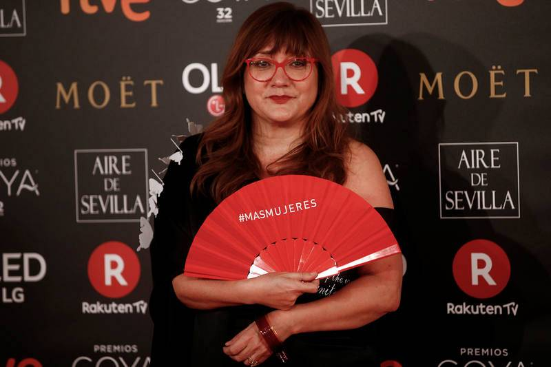 """Isabel Coixet pide """"más mujeres en el poder, que es lo que importa"""""""