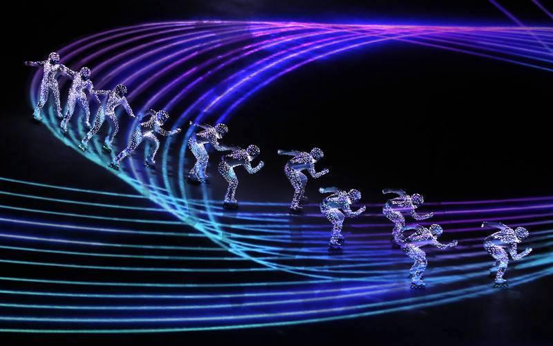 Ceremonia de clausura de los Juegos de Pyeongchang 2018