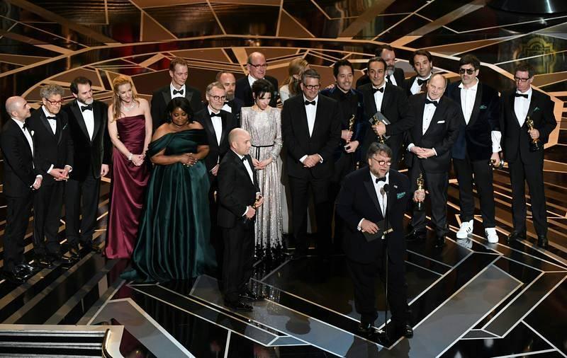 'La forma del agua', ganadora del Oscar a la mejor película
