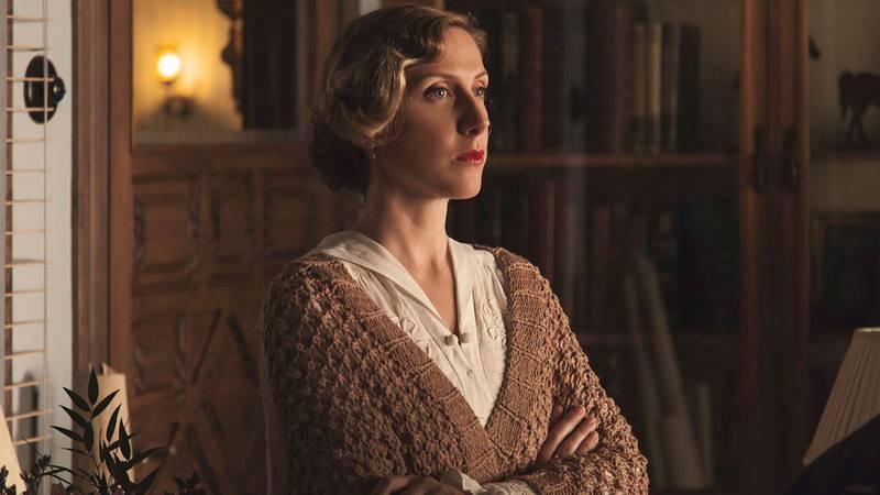 Cecilia Freire interpreta a la maestra Ángela en 'La otra mirada'