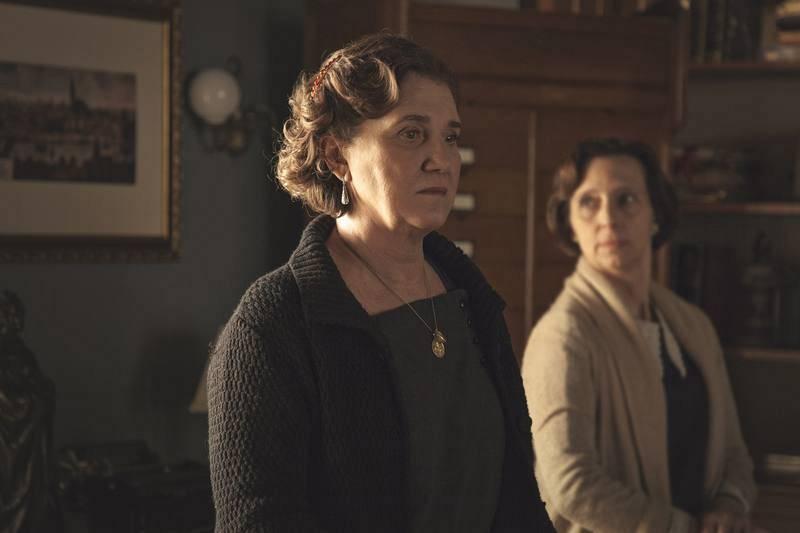 Ana Wagener encarna a la maestra Luisa en 'La otra mirada'