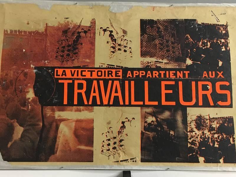 Images en Lutte. La cultura visual de la extrema izquierda en Francia (1968-1974)