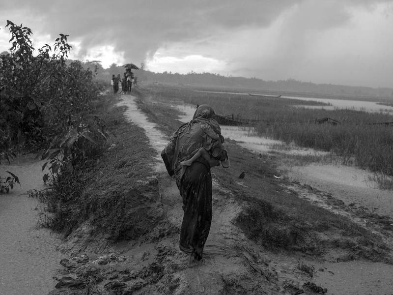 ANJUMAN PARA, BANGLADESH