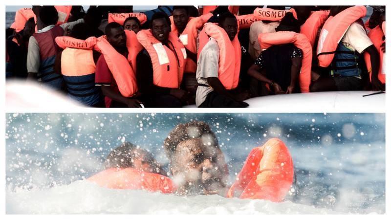 El Mediterráneo, antes y después del 'Aquarius'