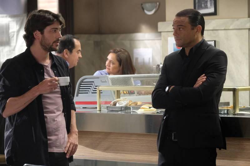 Tano e Iker se reúnen en la Parra