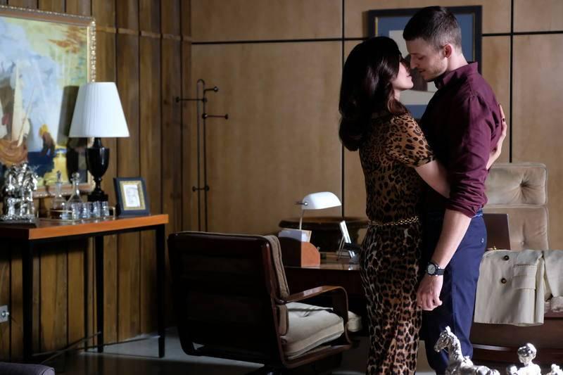 Sofía y Sergio comienzan a gustarse