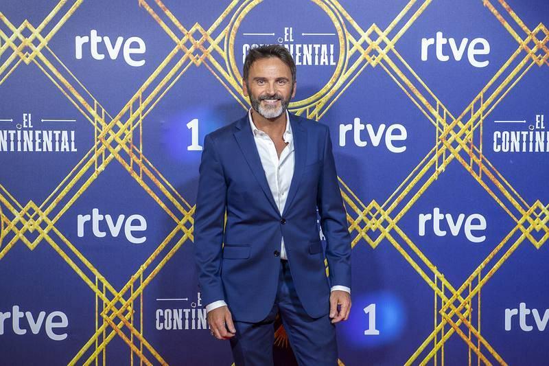 Fernando Tejero es Ramiro, un superviviente de 'El Continental'