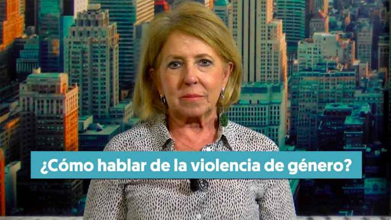 ¿Cómo hablar sobre la violencia de género?