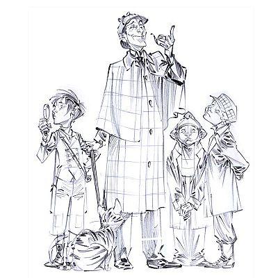 Los Cuatro de Baker Street\', los jóvenes ayudantes de Sherlock ...