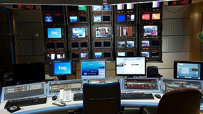 Comunicaciones del Control Central de Prado del Rey