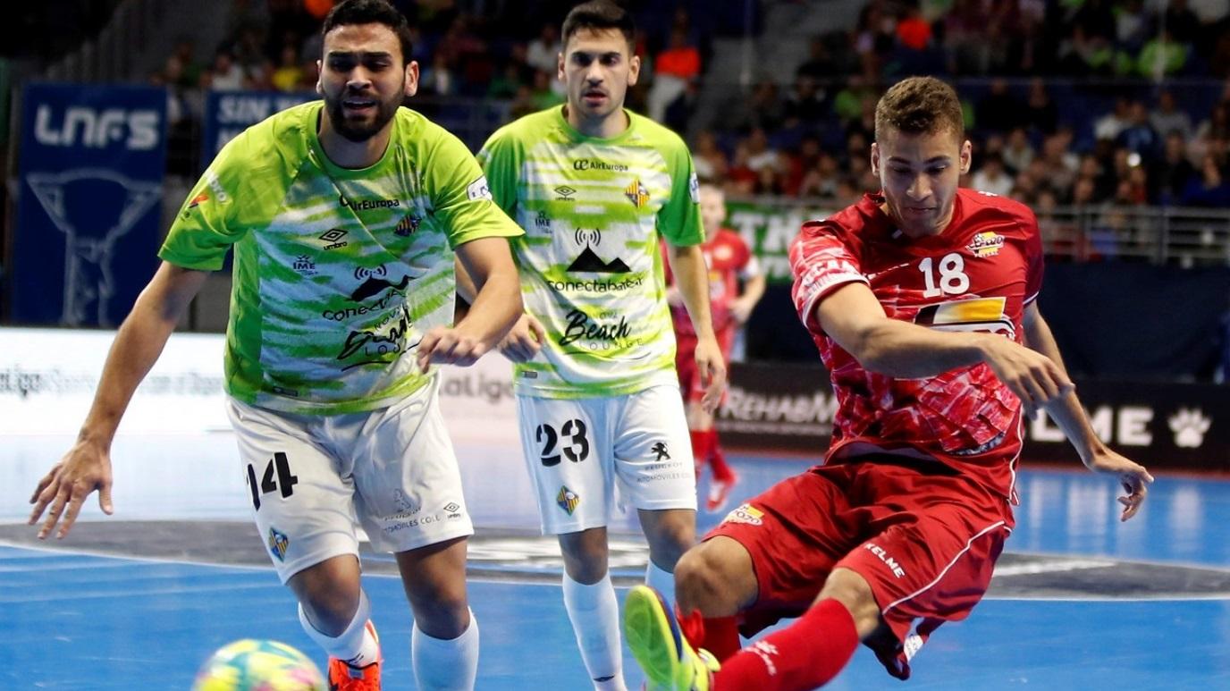 Fútbol Sala - Copa de España. 1/4 Final: Palma Futsal - El Pozo Murcia