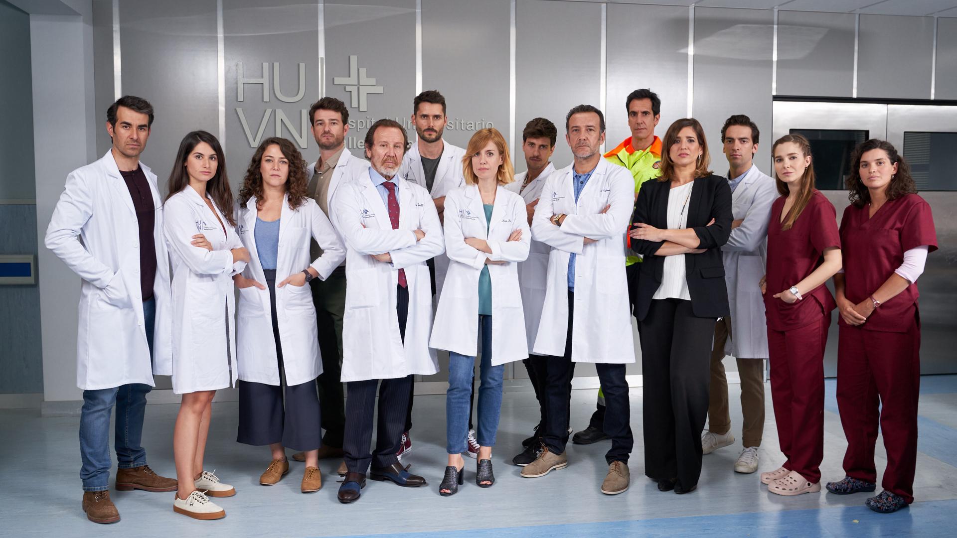 La 1 estrena 'Hospital Valle Norte'