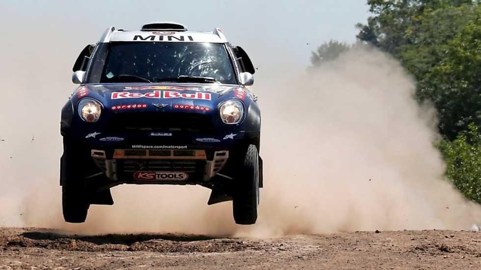 Rally Dakar 2015 - 1ª etapa: Buenos Aires - Villa Carlos Paz