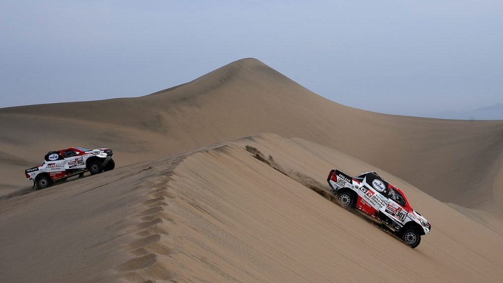 Rally Dakar 2019 - 10ª etapa: Pisco - Lima