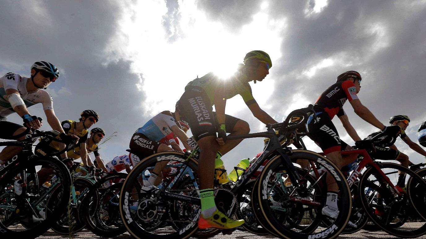 Vuelta Ciclista a España 2018 - 10ª etapa: Salamanca - Fermoselle. Bermillo de Sayago (1)