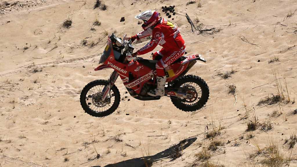 Rally Dakar 2018 - 10ª Etapa: Salta - Belén