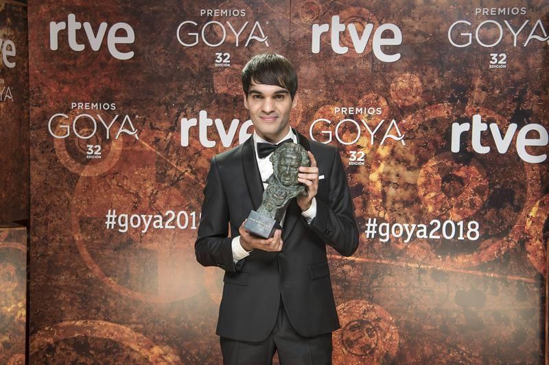 10 Goya para 'Handía', entre ellos, mejor actor revelación para Eneko Sagardoy