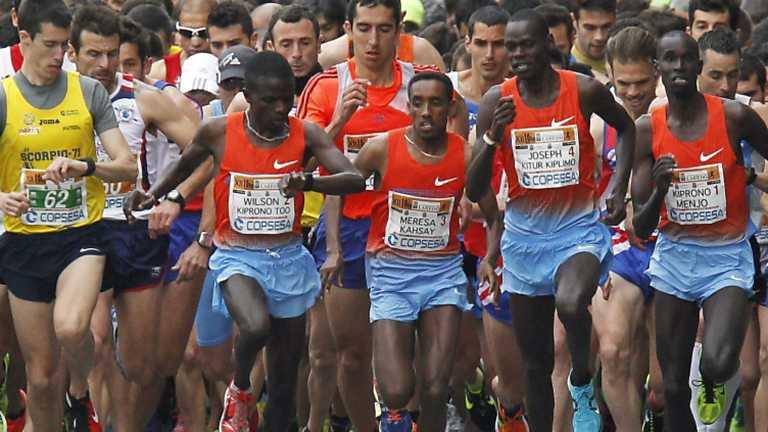 Atletismo - 10 Km. Villa de Laredo