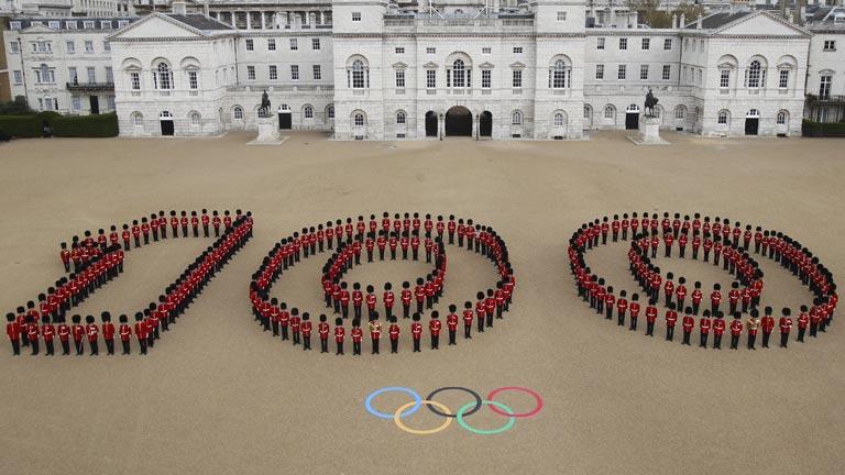 100 días para los JJOO de Londres