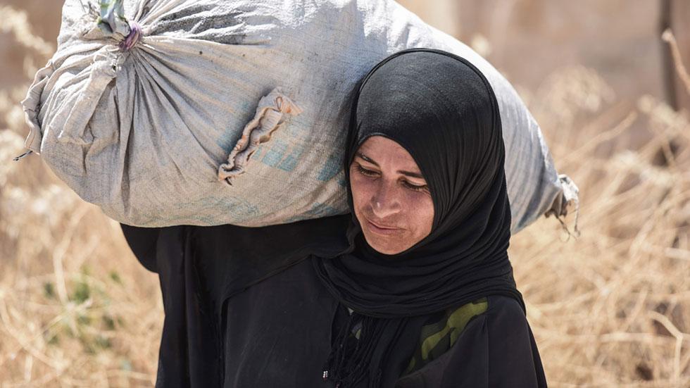 100.000 civiles atrapados en el casco antiguo de Mosul