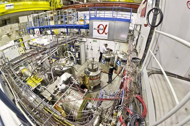 Los científicos del experimento ALPHA, del CERN, son los responsables del logro