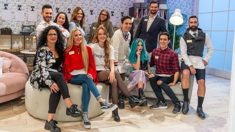 Maestros de la costura - El nuevo talent show de costura y moda