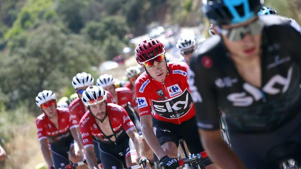 Vuelta Ciclista a España 2017 - 12ª etapa: Motril - Antequera Los Dólmenes (2)