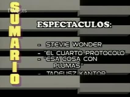 La tarde - 13/8/1987