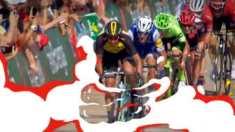 Vuelta Ciclista a España 2018 - 13ª etapa: Candás. Carreño - Valle de Sabero. La Camperona (2)
