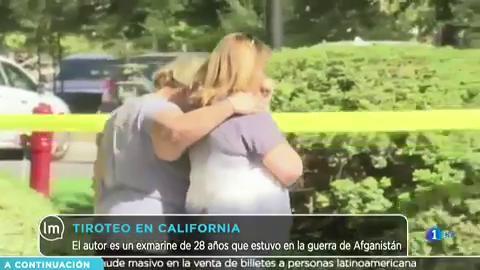 La Mañana - 13 muertos y 12 heridos tras un tiroteo en California