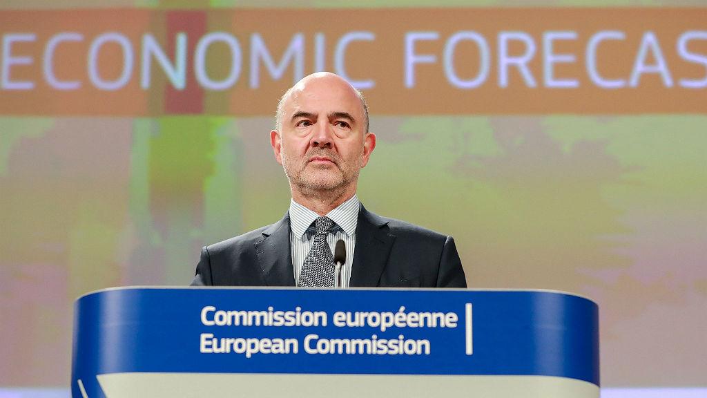 Resultado de imagen de Bruselas rebaja las previsiones de crecimiento para España