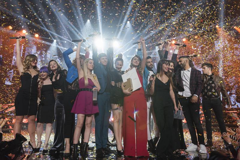 Los 16 concursantes se reúnen en la Gala Especial de OT para interpretar las actuaciones más recordadas de la edición