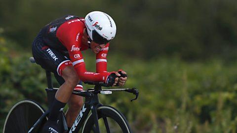 Vuelta Ciclista a España 2017 - 16ª etapa: Circuito de Navarra - Logroño (2)
