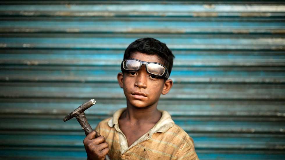 168 millones de niños en el mundo trabajan en lugar de recibir una educación