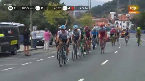 Vuelta Ciclista a España 2018 - 17ª etapa: Getxo - Balcón de Bizkaia (2)