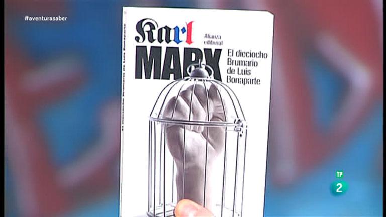 La Aventura del Saber. Libros recomendados: 'El 18 de Brumario de Luis Bonaparte', de Carlos Marx.