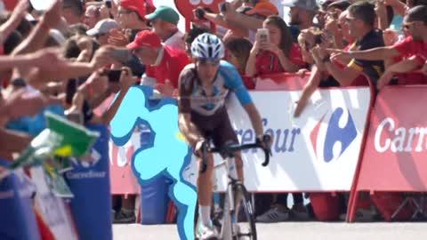 Vuelta Ciclista a España 2018 - 18ª etapa: Ejea de los Caballeros - Lleida  (1)