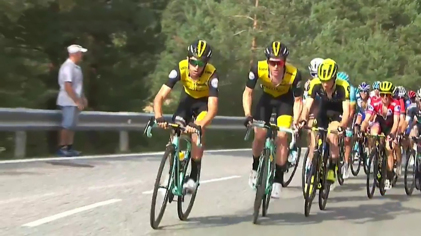 Vuelta Ciclista a España 2018 - 19ª etapa: Lleida - Andorra. Naturlandia (1)