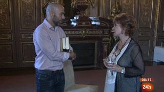 Cámara Abierta 2.0 - 1minutoCom Isabel Allende