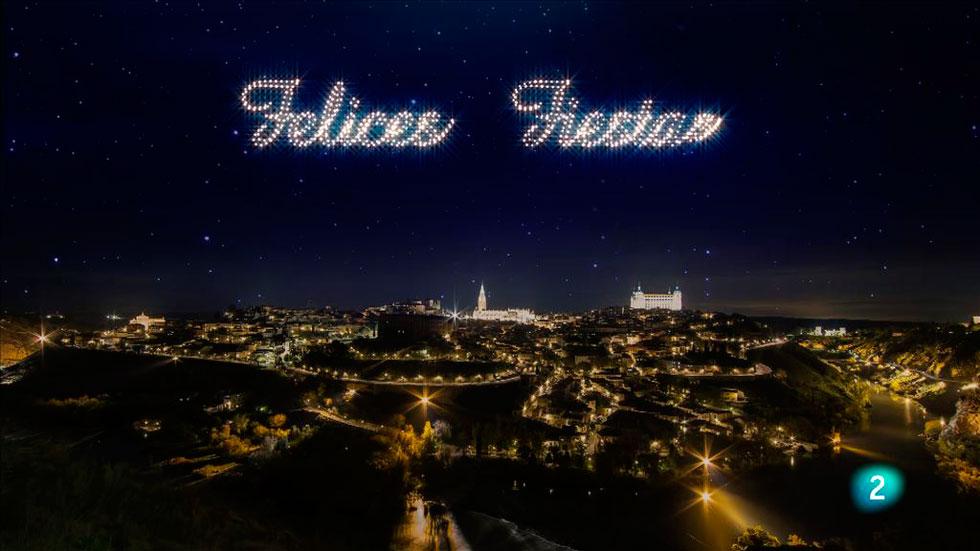 La 2 os felicita estas navidades con La Orquesta y Coros de RTVE
