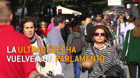 La 2 Noticias - 03/12/18