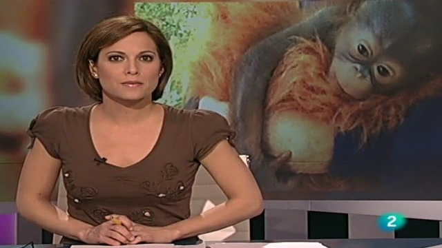 La 2 Noticias - 07/04/11