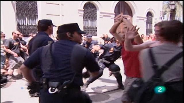 La 2 Noticias - 09/06/11