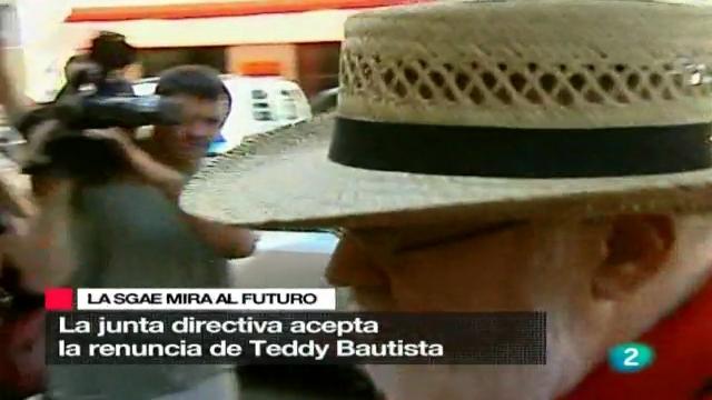 La 2 Noticias - 12/07/11