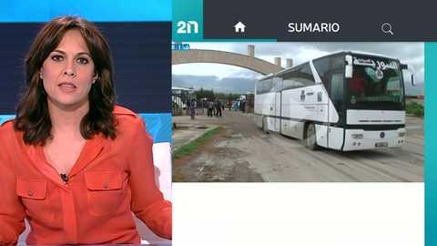 La 2 Noticias - 27/03/18
