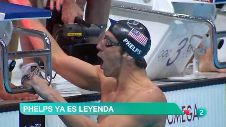 La 2 Noticias - 31/07/12
