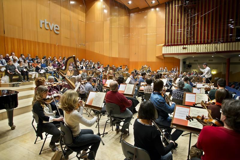 La 2 y la Orquesta RTVE se alían en la búsqueda de nuevos talentos de la música